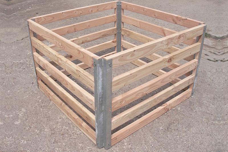 Komposter Hochbeet Huchler Baut Hochbeete Fur Garten Terrasse Und