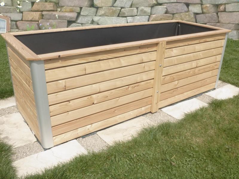 Hochbeete Hochbeet Huchler Baut Hochbeete Fur Garten Terrasse Und